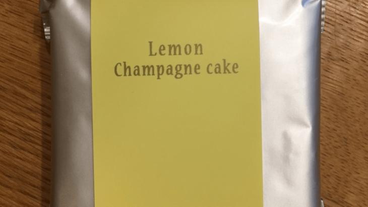 オヴァール レモンシャンパンケーキ OVALE