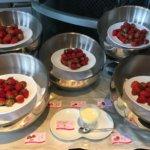 琵琶湖ホテル ベルラーゴ ストロベリースイーツビュッフェ いちご巡り Bel Lago 2018年5月2日訪問(ケーキバイキング関西 滋賀)