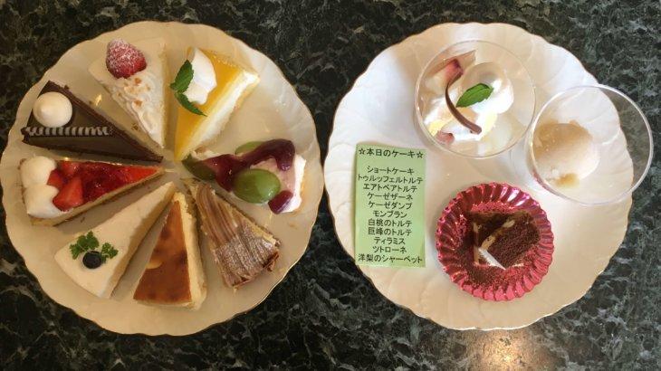 正統派ドイツ菓子ハイデ 香里園本店 不定期開催 デザートビュッフェ2018年8月31日訪問(ケーキバイキング関西 大阪)