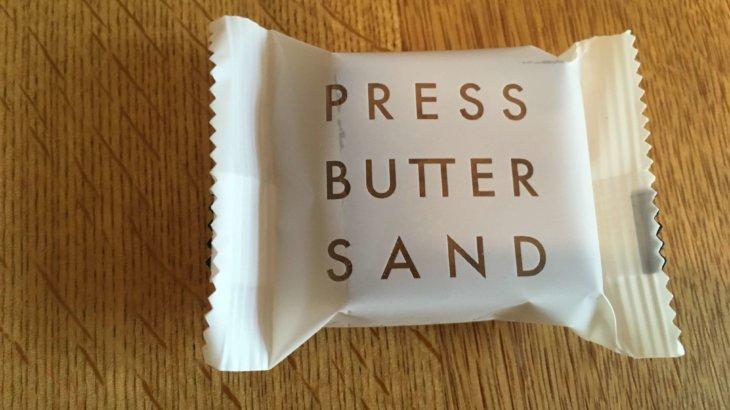 PRESS BUTTER SAND プレスバターサンド