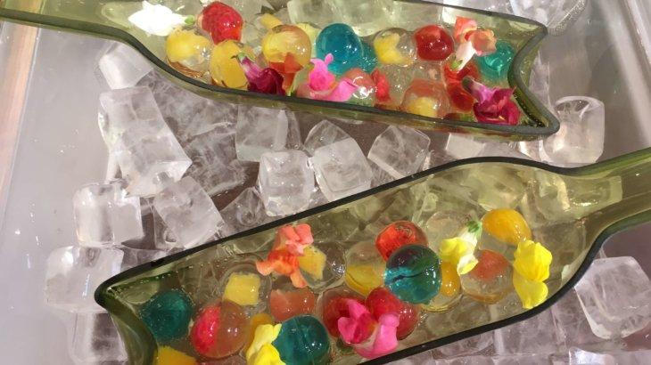 ラ・スイート神戸ハーバーランド ummer Tropical Sweets Buffet~Salon and Terrace~ 2018年8月8日訪問 (ケーキバイキング関西 兵庫)
