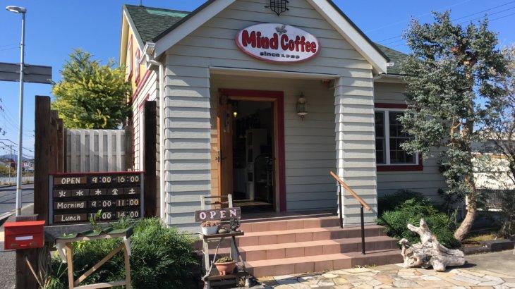 Mind caffe マインドコーヒー ケーキバイキング 第2回 2018年11月7日訪問(ケーキバイキング関西 大阪 阪南市)