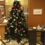 ホテルアゴーラリージェンシー堺 ザ・ループ ベリーが躍るクリスマス スイーツビュッフェ 2018年12月9日 再訪2回目 (ケーキバイキング関西 大阪 堺)
