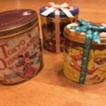 東京ディズニーランド 35周年 チョコレートクランチ ピック&マンチ、チョコレートクランチ ミルク&ロイヤルミルクティー味