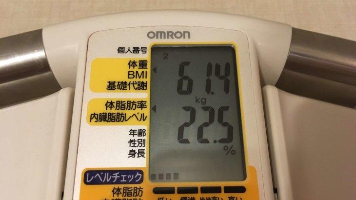 2019/3/16〜2019/3/31 体重経過と運動とイベントの記録 詳細