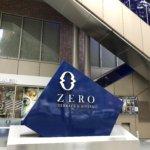 TERRACE&DINING ZERO クロスホテル大阪 ダイニングゼロ ランチビュッフェ 2019年8月訪問 (ランチバイキング 関西 大阪 難波)