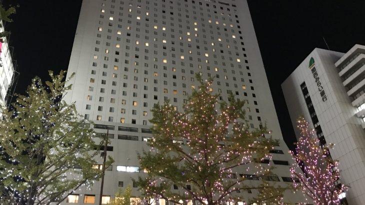 ホテル日航大阪 セリーナ ディナービュッフェ 2019年11月訪問
