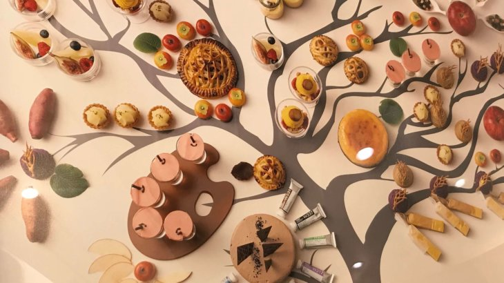 太閤園 リュクセレ いもくりなんきん スイーツ&ランチビュッフェ ~Room for Dessert~ 2019年11月訪問 (ケーキバイキング 関西 大阪 大阪城北詰)