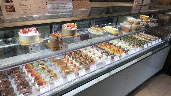 パティスリー シュクレ 平日限定 CAKE食べ放題 2020年1月訪問 (ケーキバイキング 関西 大阪 東大阪)