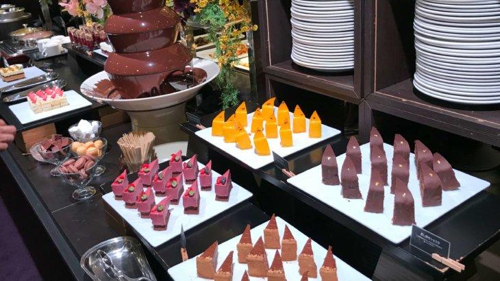 ホテルアゴーラリージェンシー堺 ザ・ループ   ディナービュッフェ チーズ&ミート 2020年2月訪問(ディナーバイキング 関西 大阪 堺)
